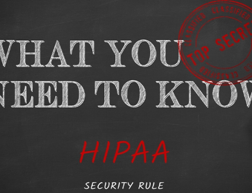 Understanding the HIPAA Security Rule: What You Need to Know
