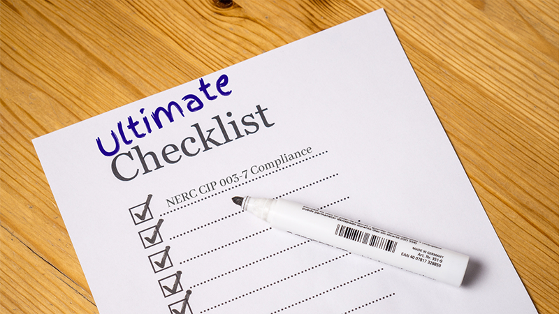 The-Ultimate-Checklist-for-Achieving-Compliance-with-NERC-CIP-003-7