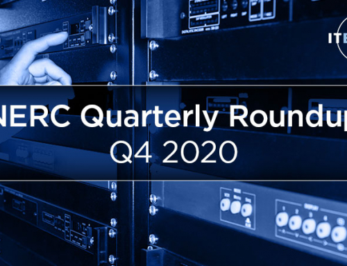 Quarterly Roundup of Key NERC Security Updates – Q4 2020