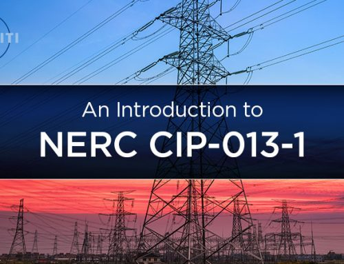 An Introduction to NERC CIP-013-1